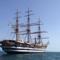 Auguri Amerigo Vespucci, la nave più bella del mondo compie oggi 88 anni