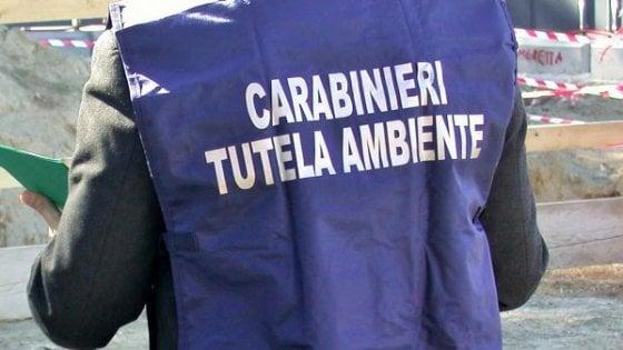 Controlli Noe, sequestro 200 tonnellate rifiuti in Campania