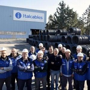 Caivano, Wbo Italcables: quando gli operai fanno rivivere l'azienda