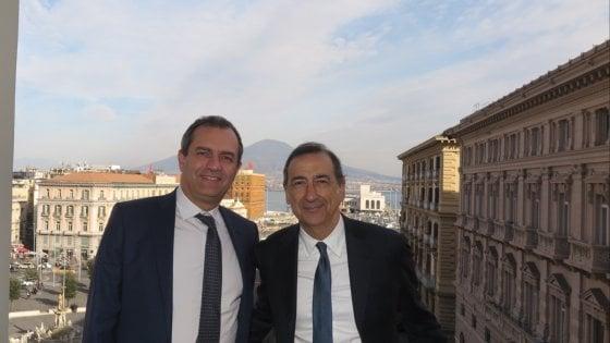 """Il sindaco Sala a Napoli: """"L'autonomia? Progetto avvolto nella nebbia, il Sud non è solo"""""""