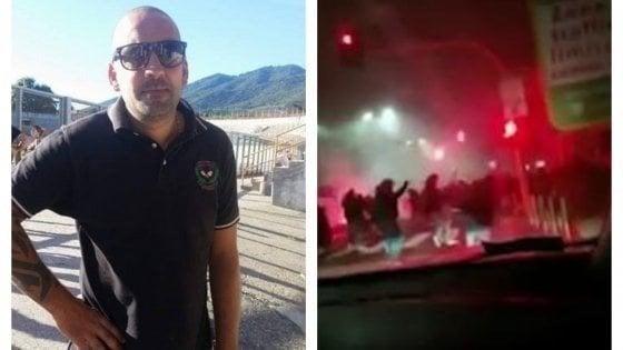 Tifoso morto: due autisti dell' auto venerdì in Questura Milano