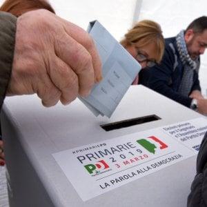 Pd: a Salerno e provincia in 9mila al voto delle primarie