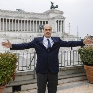 Zingaretti e il rebus De Luca