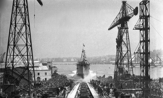 Affondò nel 1942: ritrovata la nave varata 89 anni fa a Castellammare di Stabia