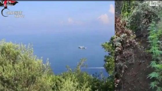 Spaccio di droga in penisola Sorrentina, arrestate 26 persone