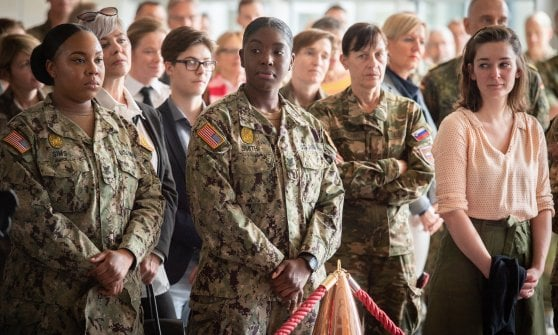 Nato, il Joint Force Command Naples celebra i successi delle donne