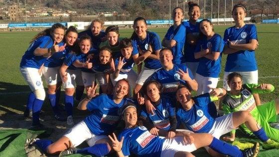 Il Napoli femminile vince il torneo Arco di Trento
