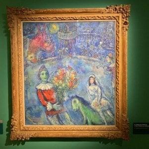 Escher e Chagall a Napoli, 80 mila visitatori in 4 mesi
