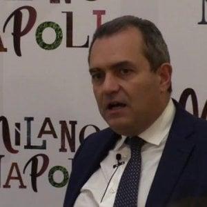 """Napoli, de Magistris a Salvini: """"Nessuna passerella politica sulle Vele di Scampia"""""""