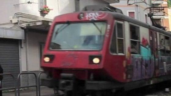 Eav in emergenza personale, biglietteria chiusa nella stazione Circum di Via Nocera a Castellammare