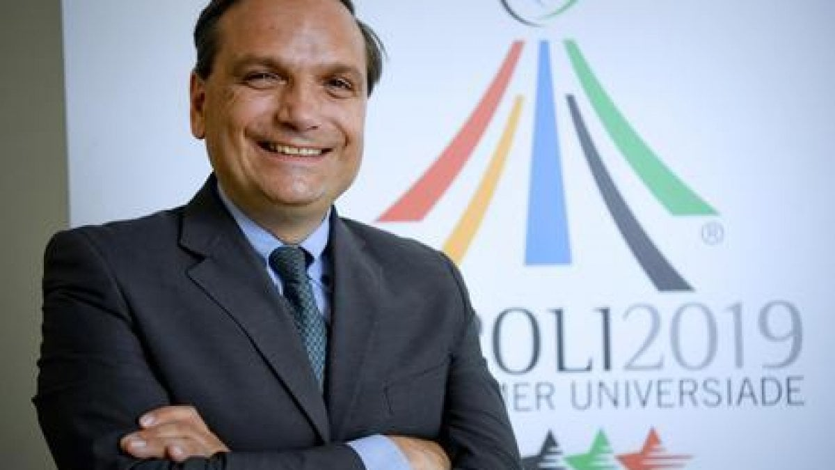 Universiade basile a benevento sar grande evento per for Basile arredamenti potenza