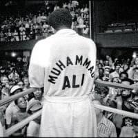 Muhammad Alì la leggenda in cento foto al Museo Pan