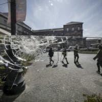 La sicurezza, la città sfregiata dalla camorra e il silenzio della politica