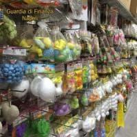 Tre milioni di prodotti per Pasqua contraffatti sequestrati dalla Finanza