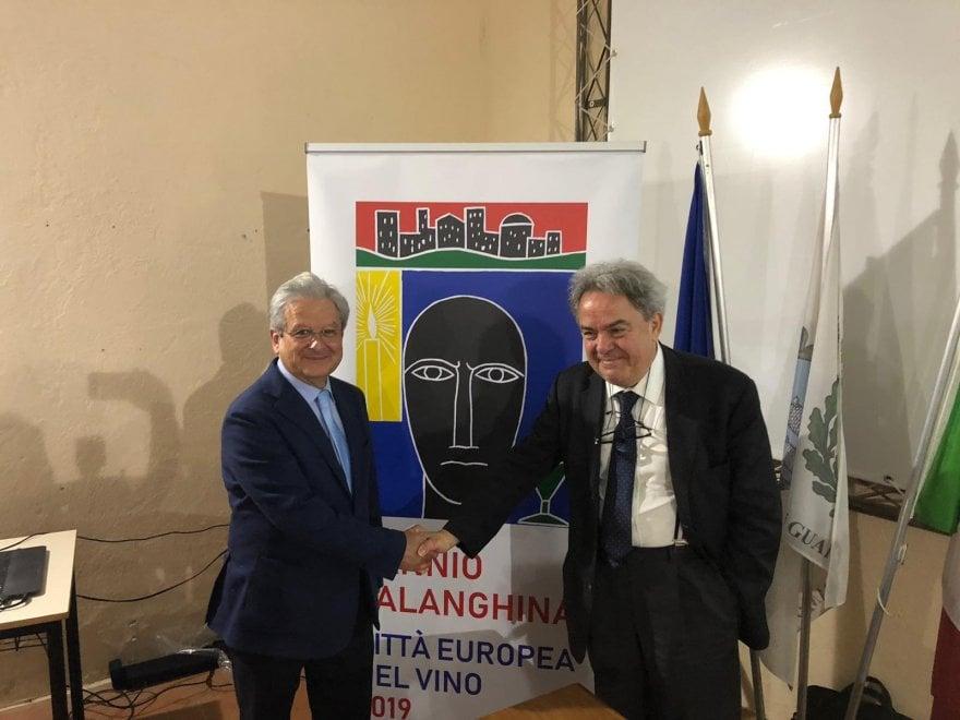 Città europea del vino 2019, Mauro Felicori ambasciatore della Falanghina