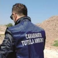Terra dei fuochi: sequestrata maxi-discarica abusiva