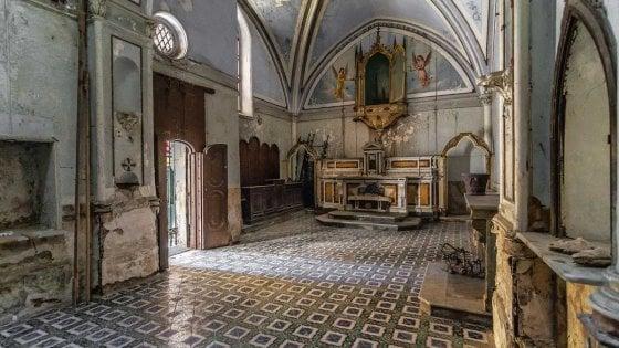 Riapre dopo 35 anni la chiesa di Santa Luciella in centro storico