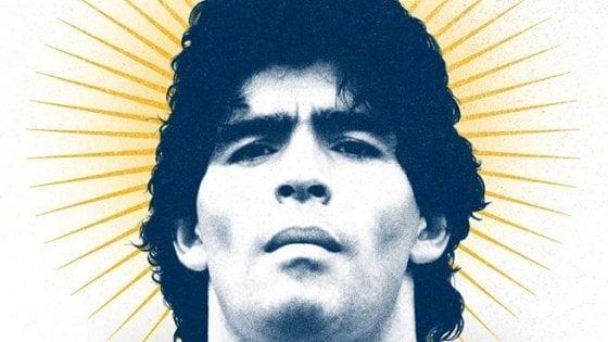 """Il """"Maradona """" di Kapadia al cinema dal 14 giugno"""