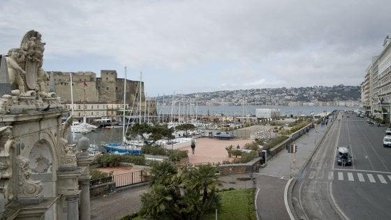 Napoli, lungomare 'plastic free' da maggio e multe fino a 500 euro