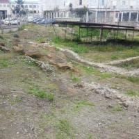 Pozzuoli: il Comune ripulisce dopo un mese il sito romano di Monterusciello