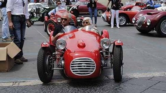 San Giorgio a Cremano, Ferrari e Maserati in mostra a Villa Vannucchi