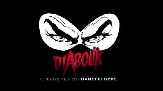 I Manetti Bros al Comicon per le anticipazioni del film su Diabolik
