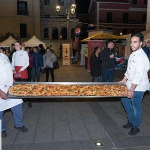Vico Equense, tre giorni di gusto con la pizza a metro