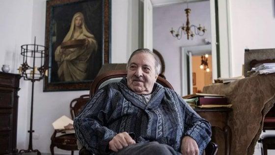 """Napoli, Roberto De Simone per Repubblica: """"Così ho ritrovato le sonorità antiche della lingua di Basile"""""""