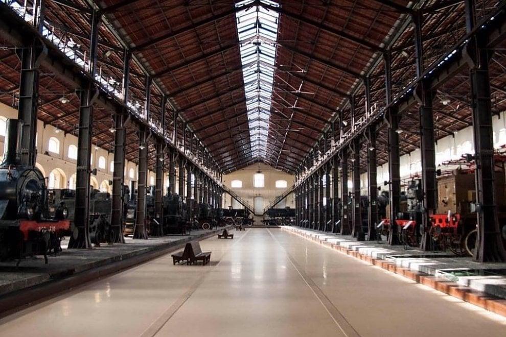 Silent Party al Museo di Pietrarsa per i 180 anni della Napoli-Portici
