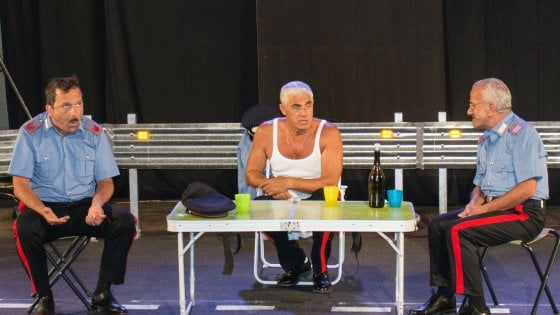 """Biagio Izzo in scena al teatro Troisi con """"Autovelox"""""""