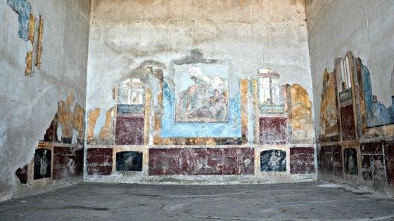 Scavi di Stabia, riapre Villa Arianna