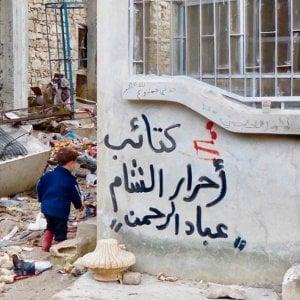 """Napoli, università """"L'Orientale"""": """"L'agonia della Siria"""""""