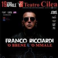 Napoli, Franco Ricciardi al teatro Cilea con un musical sulla Terra dei fuochi