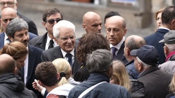 Il presidente Mattarella a Napoli il discorso integrale su Napoli