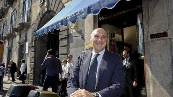 """L'appello di Marinella, il re delle cravatte: """"Non trovo giovani specializzati"""""""