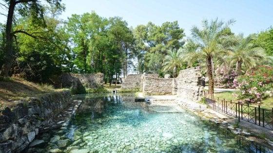 Benevento, riaprono le antiche terme Jacobelli a Telese
