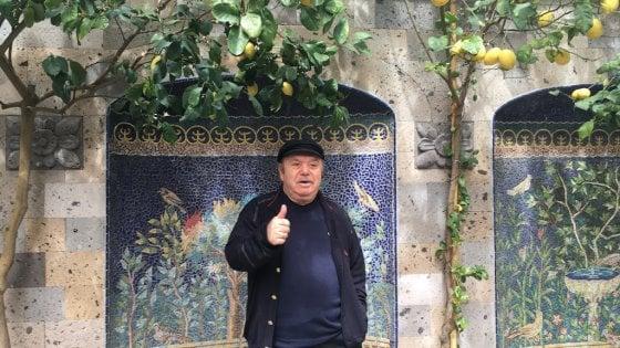 """Banfi-Canà, da Sorrento saluta Ancelotti: """"Caro Carletto, ricordati del cinque-cinque-cinque"""""""