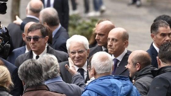 Napoli: La presenza di Mattarella, l'assenza di Salvini: l'importanza di dare segnali contro i clan