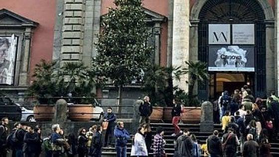 Da Caravaggio a Canova, seimila in fila per l'arte a Napoli