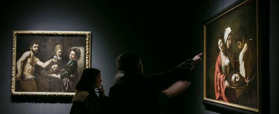"""Caravaggio a Capodimonte """"Napoli capitale dell'arte"""""""