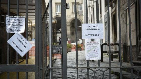 Riunione al Mibac per Incurabili e Girolamini: la Farmacia va a San Martino