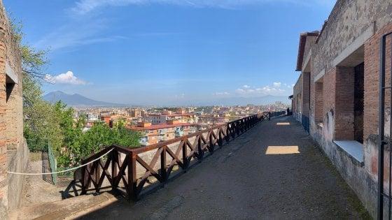 Sei mesi di restauro, riapre Villa Arianna a Castellammare