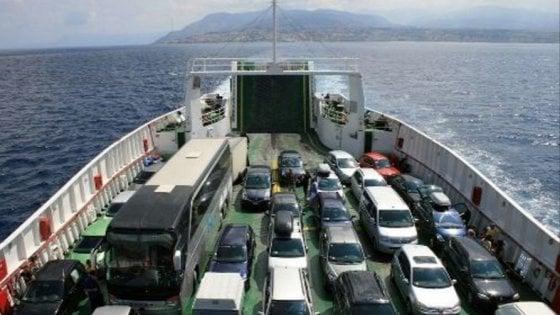 Al via limitazioni per il traffico a Capri, Ischia e Procida