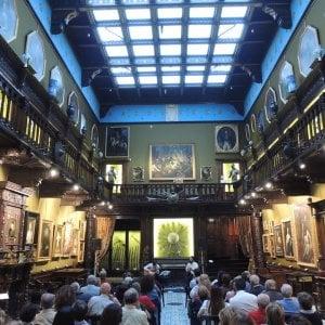 Napoli, visita guidata con musica al museo Filangieri