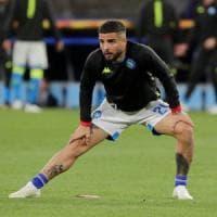 Europa League, il Napoli scommette su Insigne e Milik