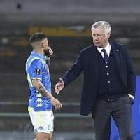 Napoli, papà di Insigne attacca Ancelotti: