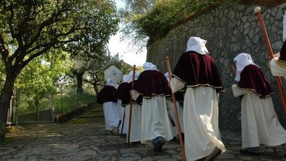 Venerdì Santo, le processioni in Cilento
