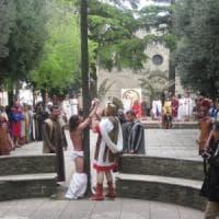 Potenza, il Venerdì Santo è il giorno delle Vie Crucis viventi