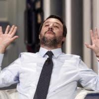 Salvini contro de Magistris: