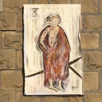 Potenza, la Via Crucis di Lagopesole dipinta sulle lenzuola dei cittadini